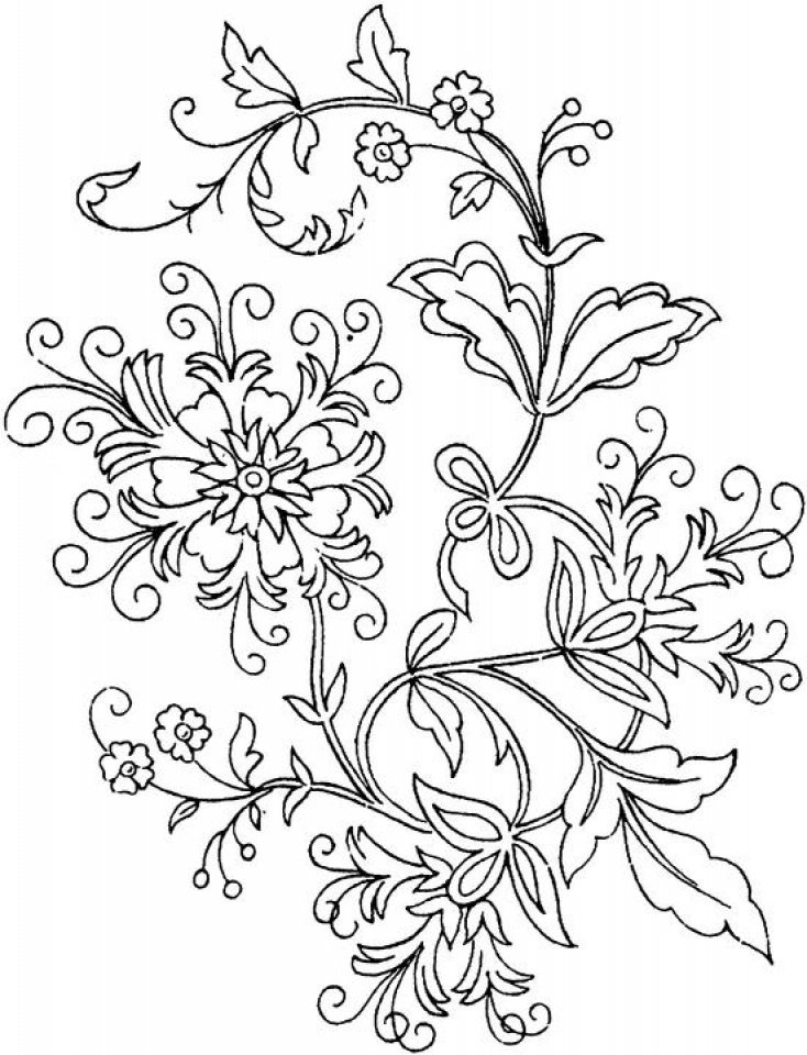 abstract flower coloring pages 64 best adult coloring images on pinterest colouring coloring pages abstract flower