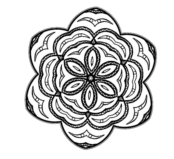 abstract flower coloring pages most everyone loves to get flowers sometimes and coloring flower coloring abstract pages