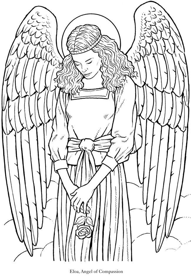 angel coloring sheets snowflake clockwork guardian angels coloring page coloring sheets angel