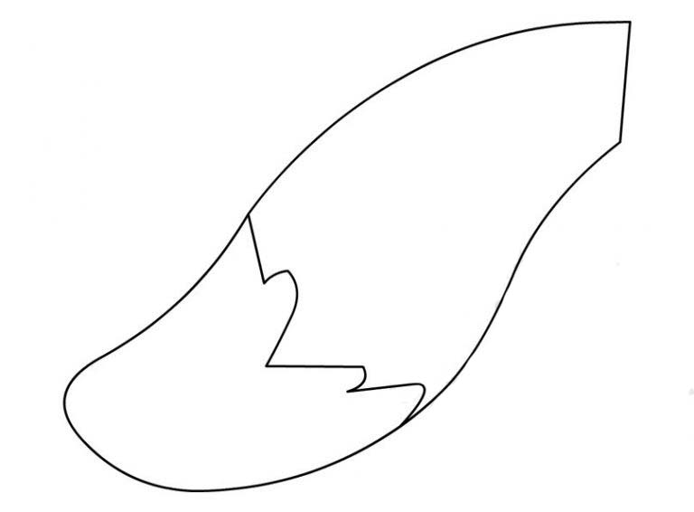 animal tails coloring pages print coloring image momjunction coloring sonic the animal pages tails coloring