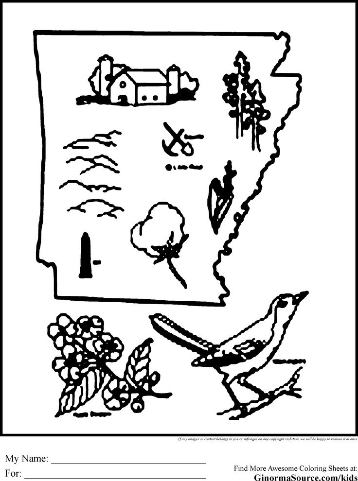 arkansas coloring pages world flags coloring pages arkansas pages coloring