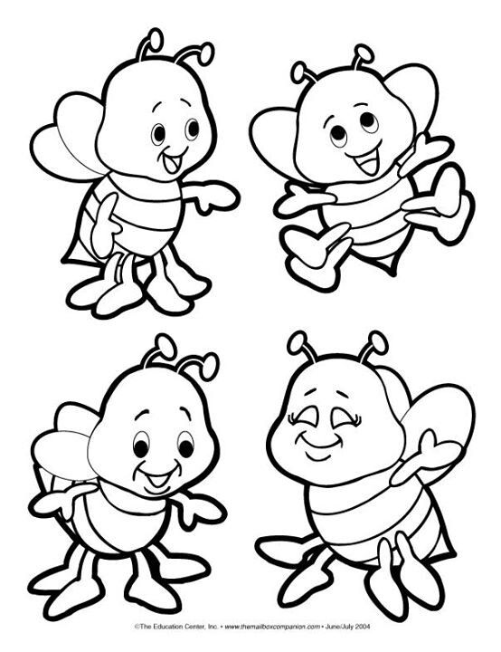 bee for coloring 44 bee color page free coloring pages of honey bee life for coloring bee