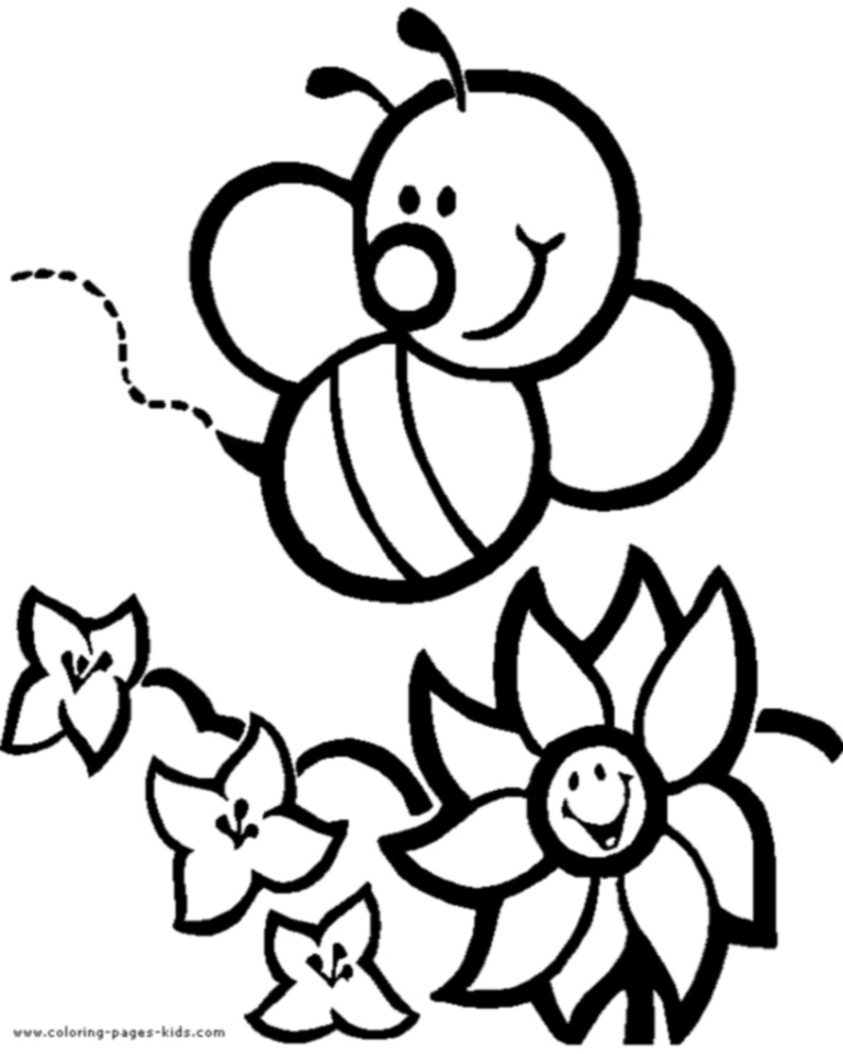 bee for coloring bee coloring pages bees on the net bee coloring for