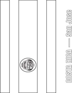 central american flags colouring book of flags central and south america american central flags