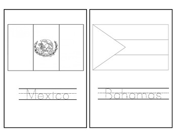central american flags colouring book of flags central and south america american flags central