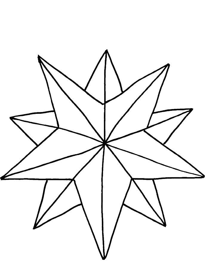 christmas star coloring christmas star clip art pictrures and drawing art images coloring christmas star