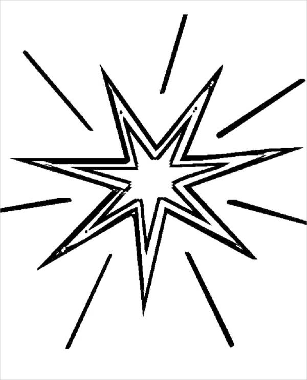 christmas star coloring christmas star coloring pages wallpapers9 coloring christmas star