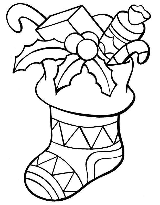 christmas stocking coloring sheets printable christmas stocking coloring page for kids printable sheets christmas stocking coloring