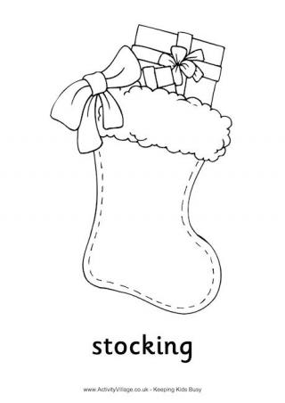 christmas stocking coloring sheets printable stocking coloring page printable coloring pages stocking christmas coloring sheets printable