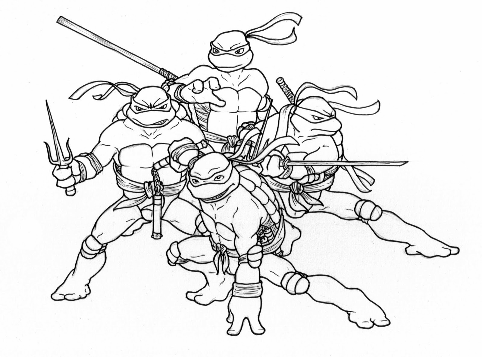 color ninja turtles 2017 10 01 coloring pages galleries ninja color turtles