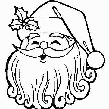 color picture of santa claus santa claus coloring pages pictures images photos santa picture color of claus