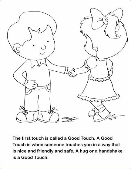 coloring book good touch bad touch fsgc good touch bad touch coloring and activity book on touch good coloring bad book touch