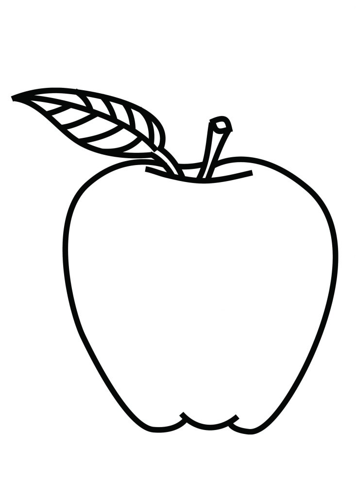 coloring pages apple free printable apple coloring pages for kids pages coloring apple
