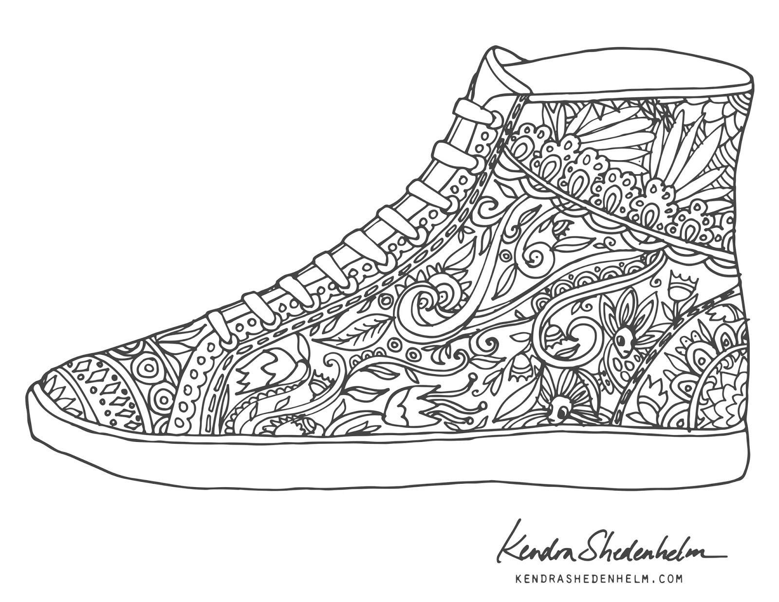 coloring pages for adults shoes 209 best shoes coloring pages for adults images on coloring adults pages shoes for