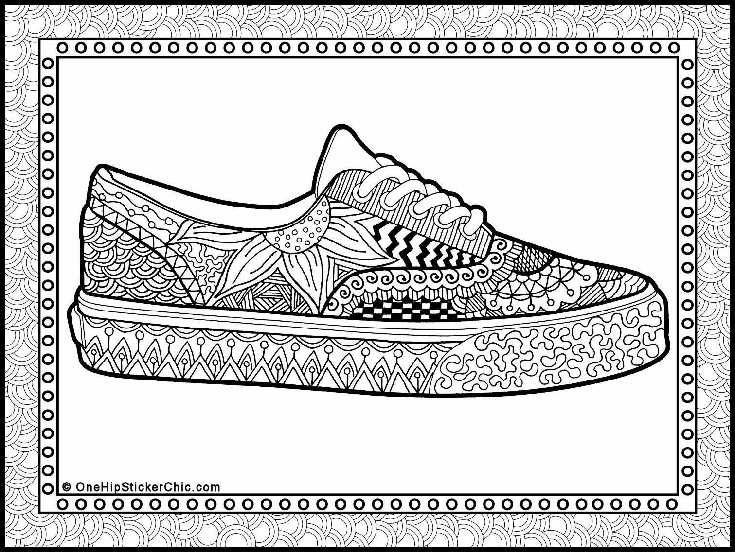 coloring pages for adults shoes coloring pages for adults shoes coloring for adults shoes pages