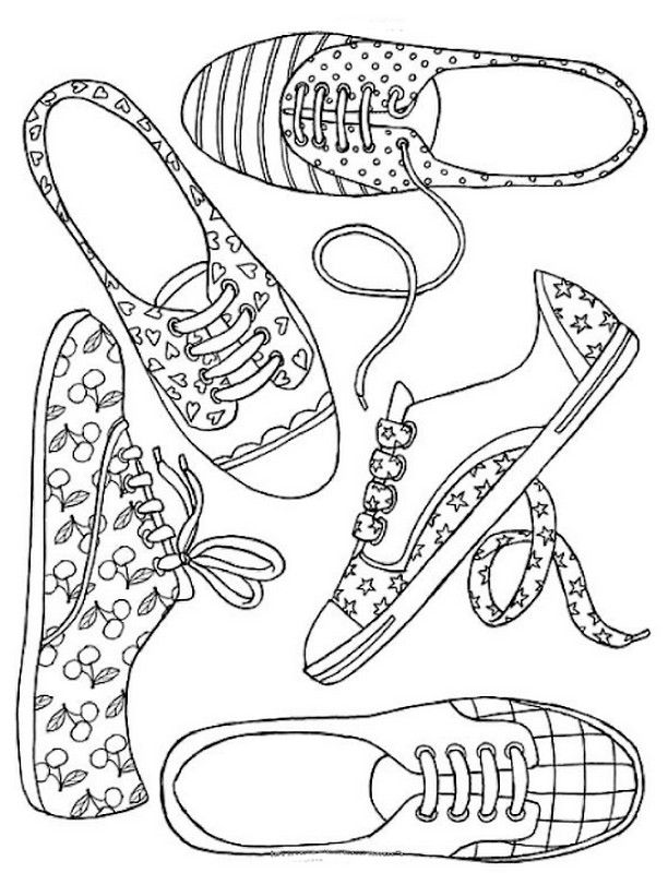 coloring pages for adults shoes high heel shoe coloring pages for adults and kids coloring for shoes pages adults