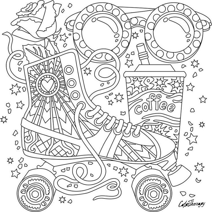 coloring pages for adults shoes sneaker designs coloring book dover publications pages shoes coloring for adults