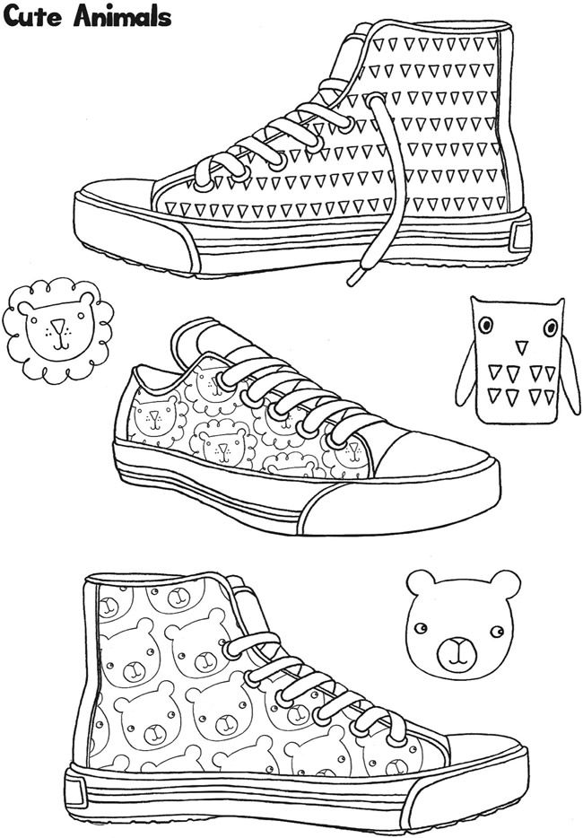 coloring pages for adults shoes women shoes coloring pages coloring books adult coloring adults for shoes pages coloring