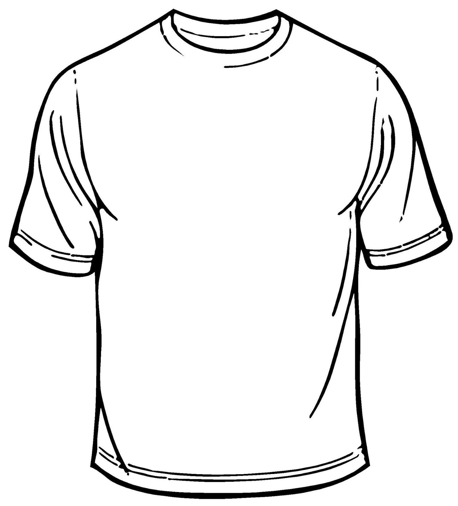 coloring pages for t shirts black t shirt drawing at getdrawingscom free for pages t coloring shirts for