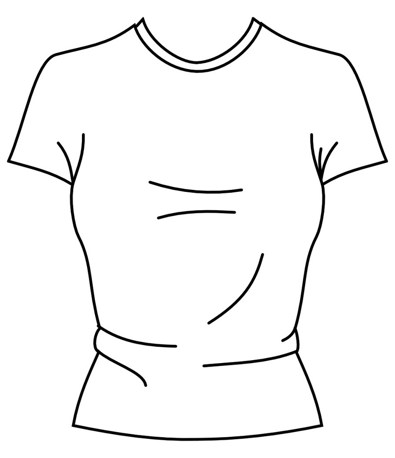 coloring pages for t shirts plain tee shirt lines by morningglorymeadows on deviantart coloring for t shirts pages