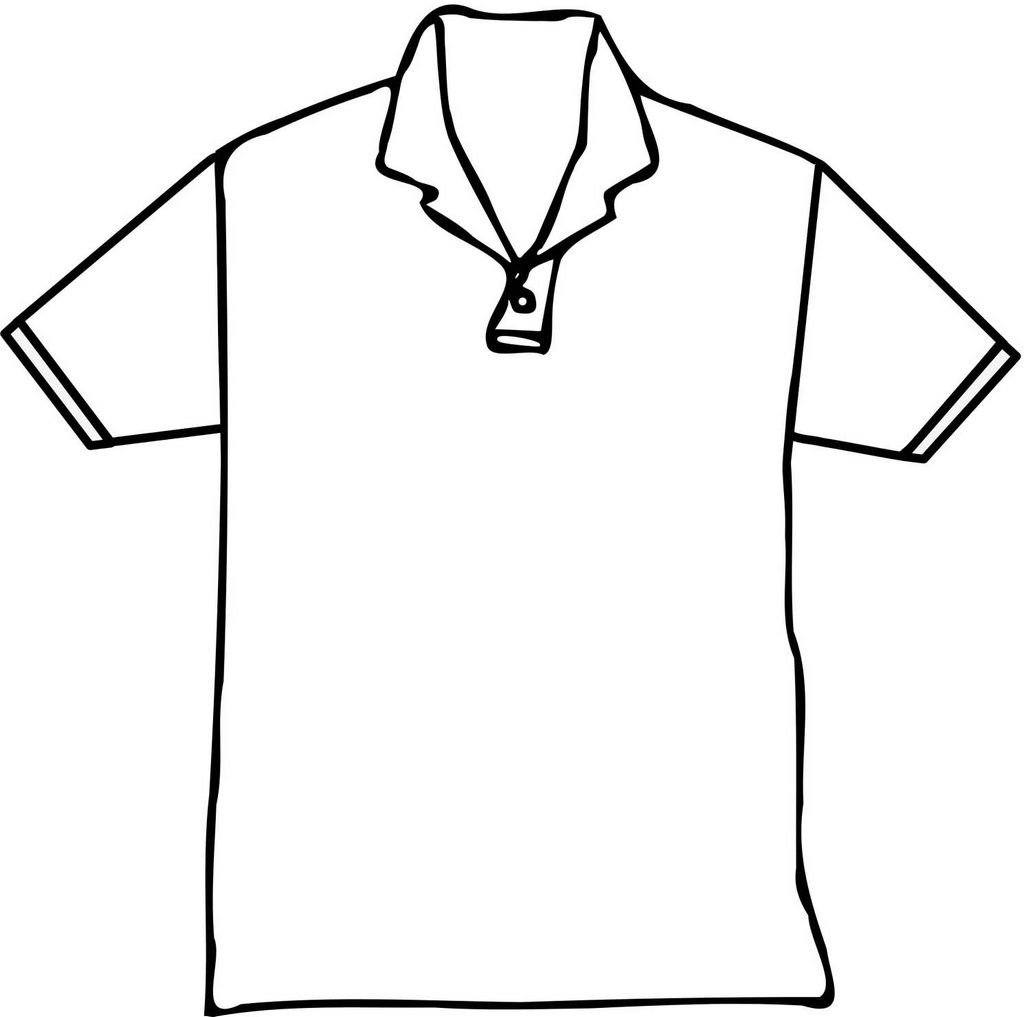 coloring pages for t shirts printable t shirt coloring page from freshcoloringcom shirts coloring t for pages