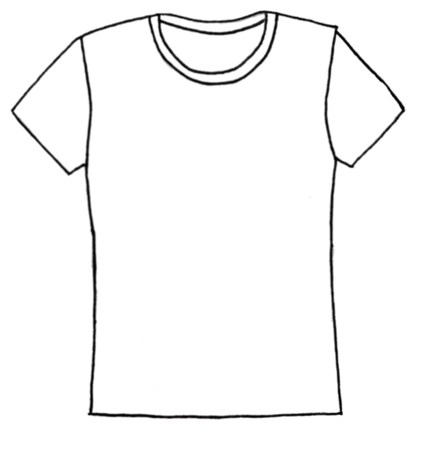 coloring pages for t shirts t shirt coloring page coloring home t for coloring shirts pages