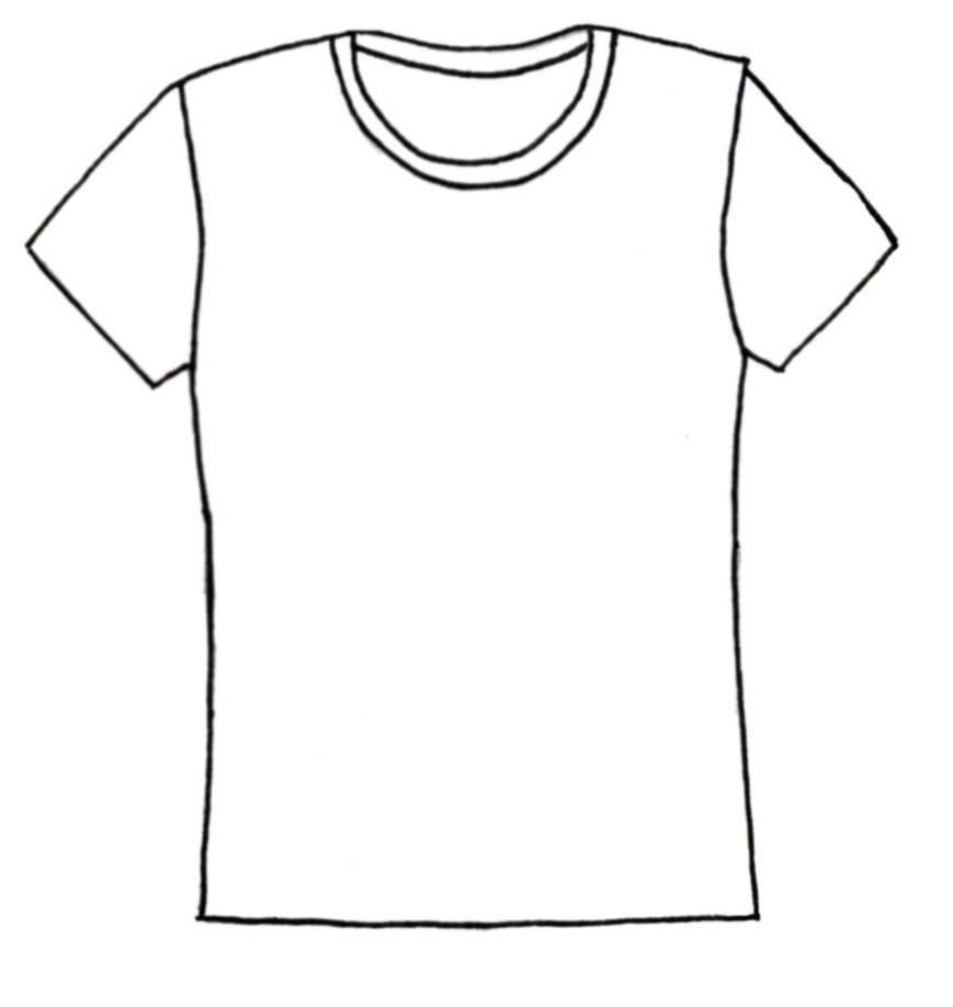 coloring pages for t shirts t shirt kleurplaat gratis kleurplaten printen shirts pages t coloring for