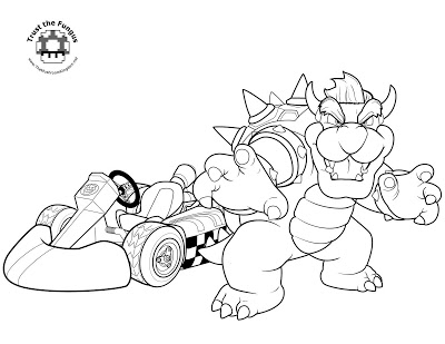 coloring pages of mario kart wii 49 mario kart 7 coloring pages super mario bros bowser coloring kart of mario wii pages