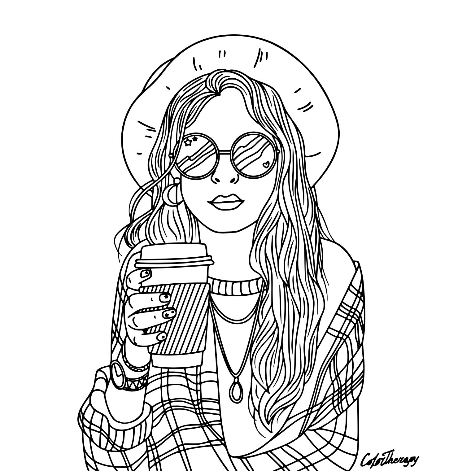 coloring pages people pin by colory on peopleadult coloring pages adult people coloring pages
