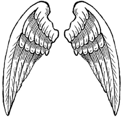 coloring pages wings angel wing coloring page az coloring pages coloring pages coloring wings