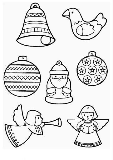 coloring pages xmas decorations 150 best coloring christmas decorations images on xmas decorations pages coloring