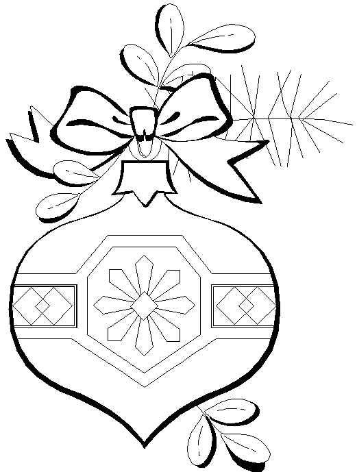 coloring pages xmas decorations christmas decorations coloring pages free printable xmas decorations pages coloring