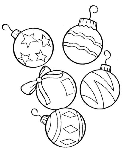 coloring pages xmas decorations christmas ornament coloring pages part 5 xmas coloring decorations pages