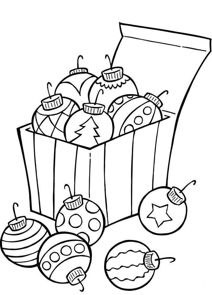 coloring pages xmas decorations christmas ornaments coloring pages christmas ornament decorations coloring xmas pages