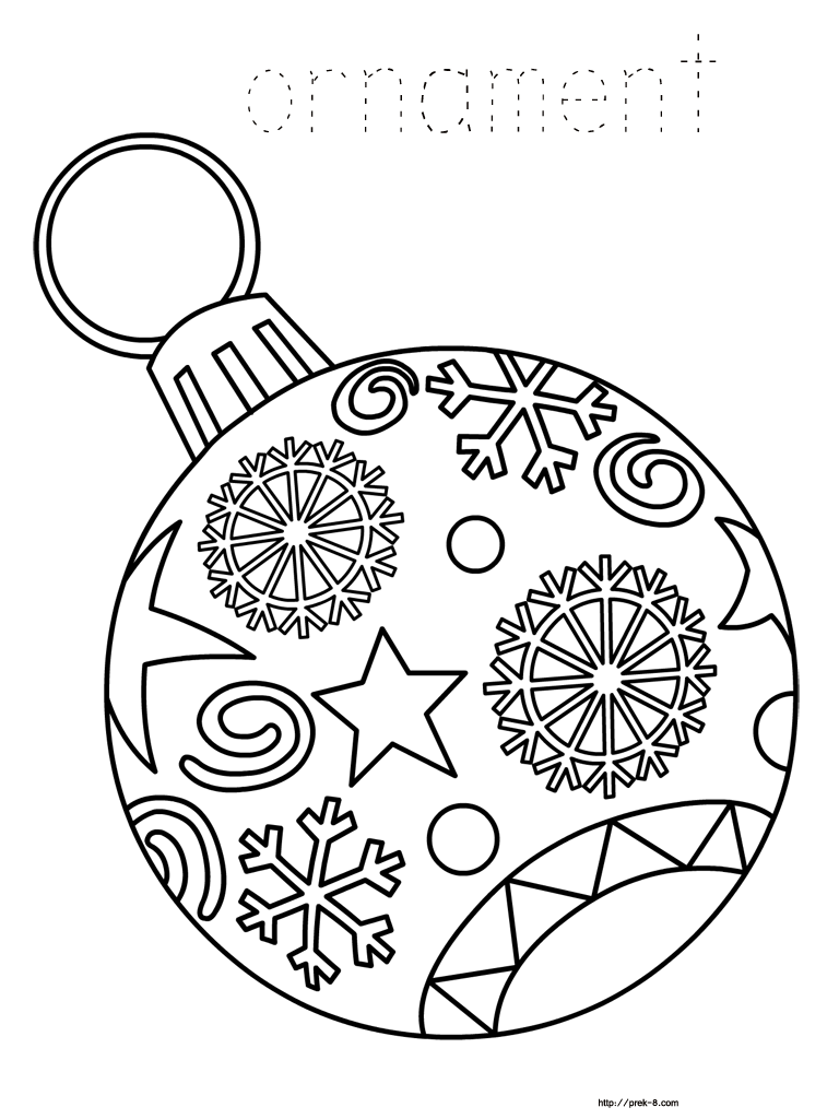 coloring pages xmas decorations free coloring pages christmas ornaments coloring page pages xmas coloring decorations