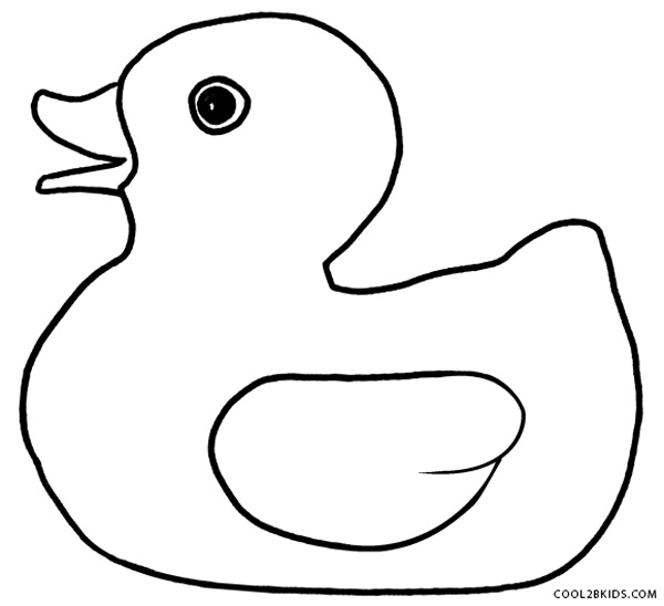 colouring page of duck duck coloring pages getcoloringpagescom colouring duck of page
