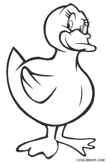 colouring page of duck printable duck coloring pages for kids cool2bkids duck page colouring of