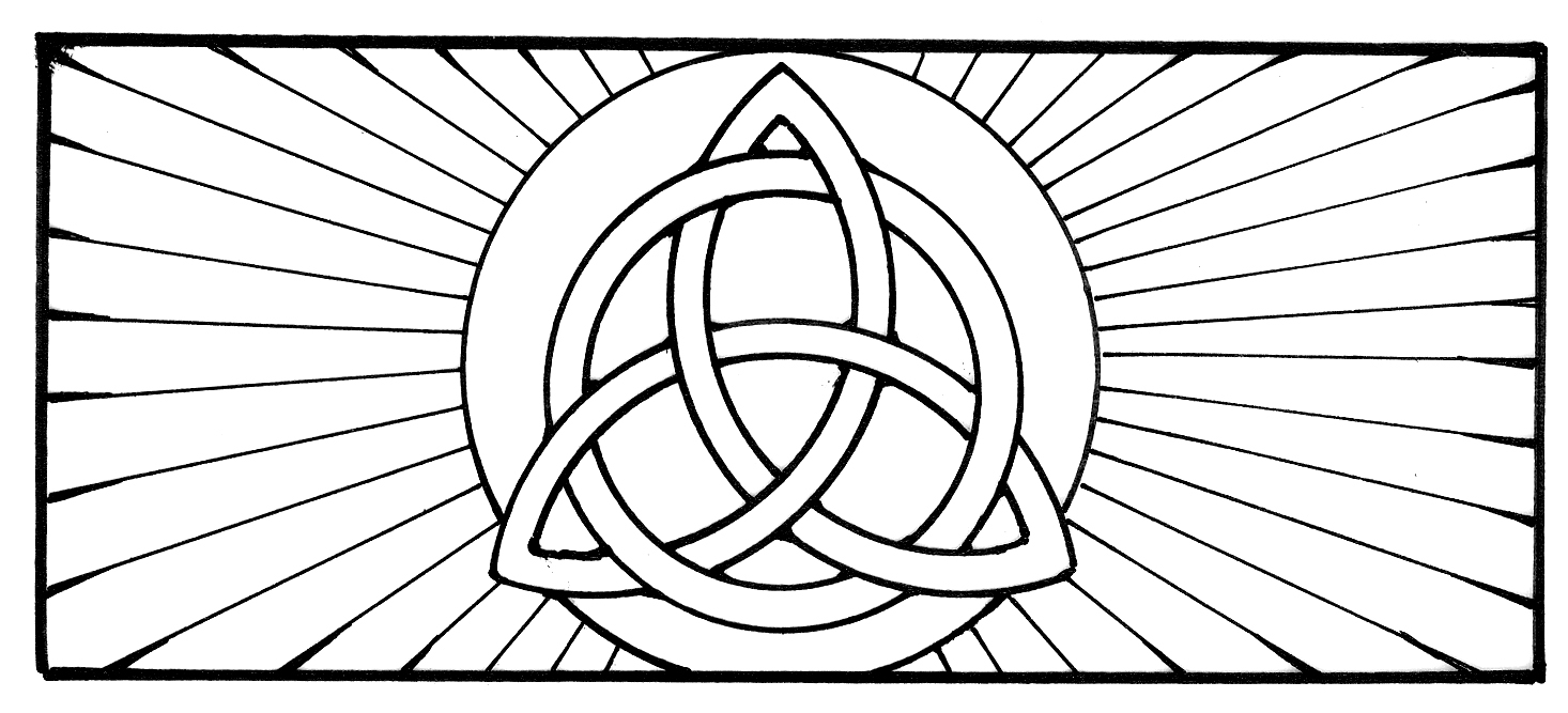 colouring pages for trinity sunday trinity sunday 2013 trinity sunday peace lutheran trinity pages for colouring sunday