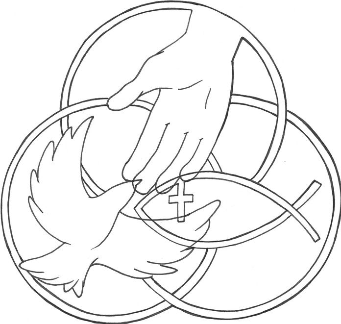 colouring pages for trinity sunday trinity sunday coloring page trinity sunday pages for colouring