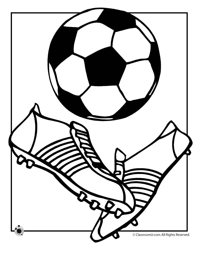 colouring pages soccer free printable soccer coloring pages for kids sketch colouring pages soccer