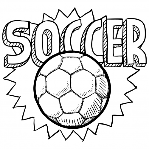 colouring pages soccer printable football player coloring pages for kids cool2bkids pages soccer colouring