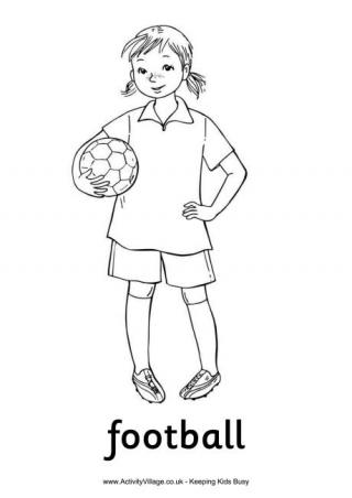 colouring pages soccer printable football player coloring pages for kids cool2bkids soccer colouring pages