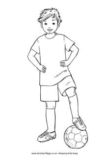 colouring pages soccer soccer coloring pages free printables momjunction colouring soccer pages