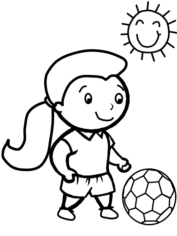 colouring pages soccer soccer coloring pages google search sports coloring soccer colouring pages