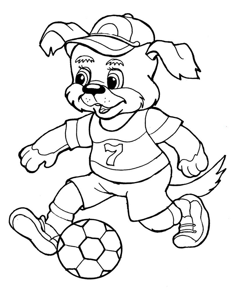 colouring pages soccer soccer player coloring pages free printable soccer player soccer colouring pages