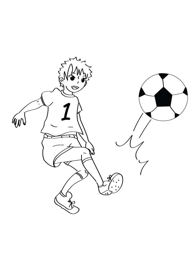 colouring pages soccer soccer player coloring pages soccer colouring pages