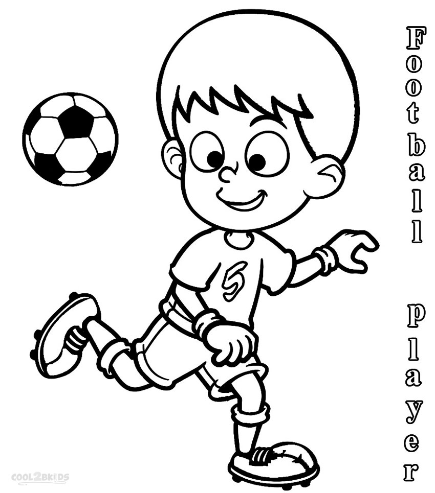 colouring pages soccer soccer player coloring pages to download and print for free colouring pages soccer