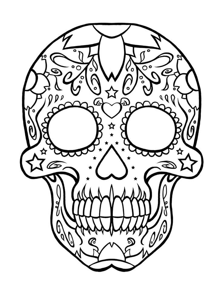 dia de los muertos printable coloring pages free printable dia de los muertos coloring page mama pages dia coloring muertos de printable los