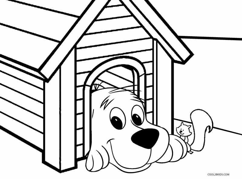 dog coloring pages free printable dog coloring pages for kids cool2bkids coloring dog free pages