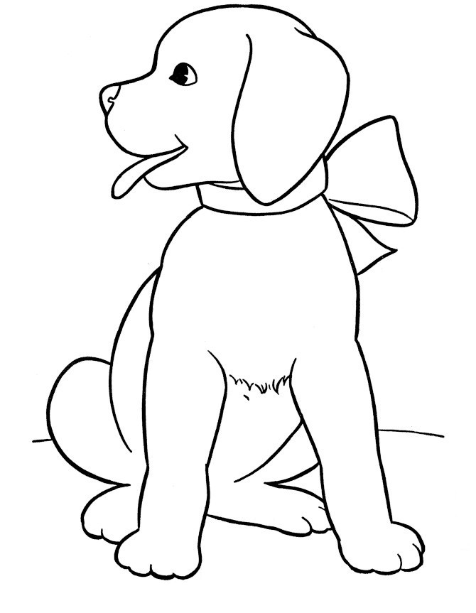 dog coloring pages free top 30 free printable puppy coloring pages online coloring free dog pages